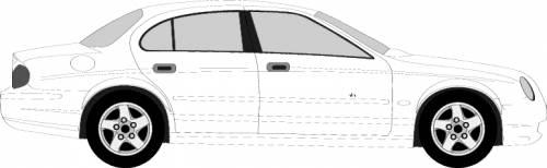 Jaguar S-type (2004)