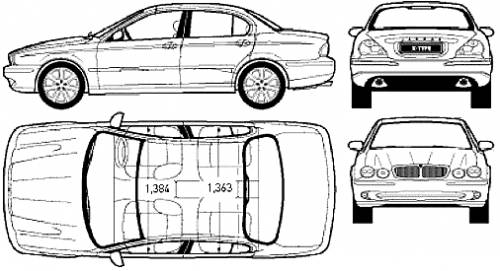 Jaguar X-type (2004)