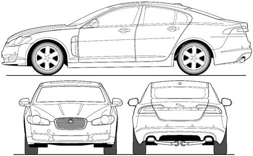 Jaguar XF (2011)