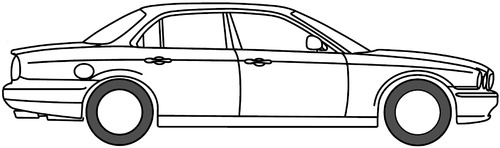 Jaguar XJ (2008)