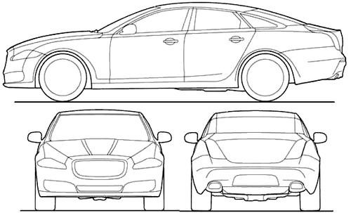 Jaguar XJ (2011)
