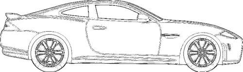 Jaguar XKRS (2013)