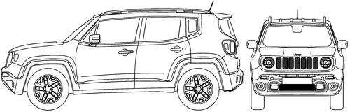 Jeep Renegade (2016)