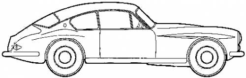 Jensen 541S (1960)