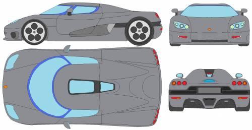 Koenigsegg CCR (2006)