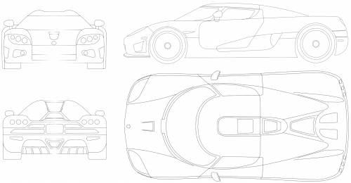 Koenigsegg CCX(R)