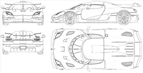 Koenigsegg One (2014)