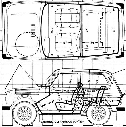 Lada Niva 1600 4x4 (1979)
