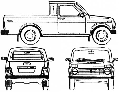 Lada Niva 2329-02