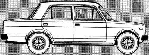 Lada Riva 1600 ES (1981)