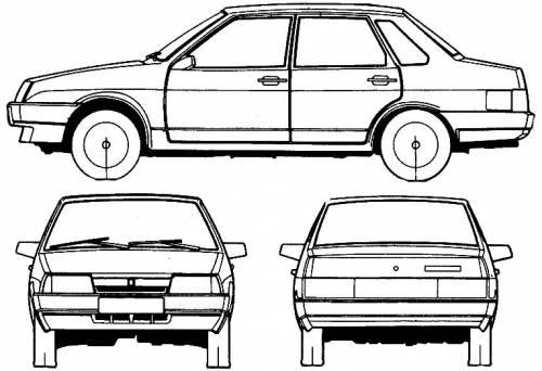 Lada Samara Forma