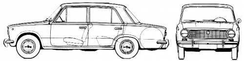 Lada VAZ 2101 Nova 1200L