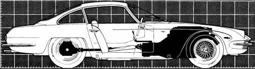 Lamborghini 350GT (1965)