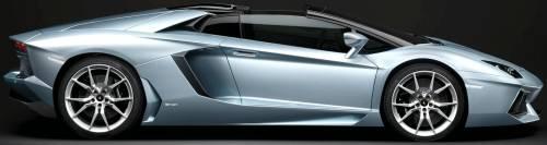 Lamborghini Aventador LP 700-4 Roadster (2013)