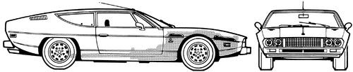Lamborghini Espada (1975)