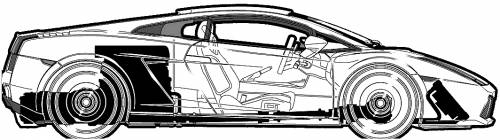 Lamborghini Gallardo (2004)