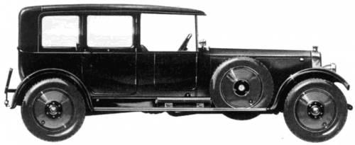 Lanchester 40hp Limousine (1927)