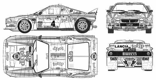 Lancia 037 Rally (1984)