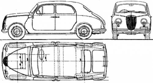 Lancia Appia (1954)