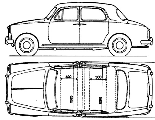 Lancia Appia (1961)