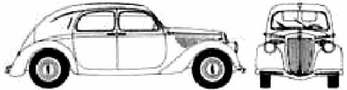 Lancia Aprilia (1937)