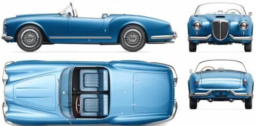 Lancia Aurelia B24 S Spider America (1956)