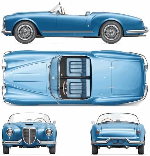 Lancia Aurelia B24S (1956)