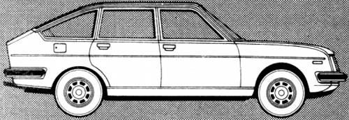 Lancia Beta 2000 (1981)