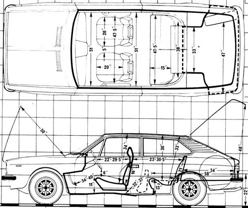 Lancia Beta HPE 1600 (1979)