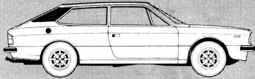 Lancia Beta HPE (2000)
