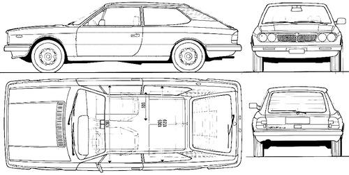 Lancia Beta HPE ie (2000)