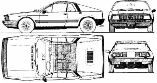 Lancia Beta Monte Carlo (1978)
