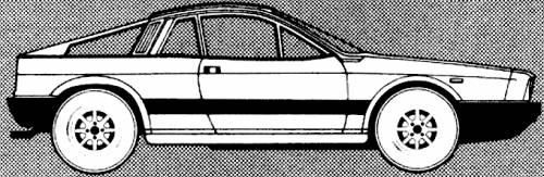 Lancia Beta Monte Carlo (1981)