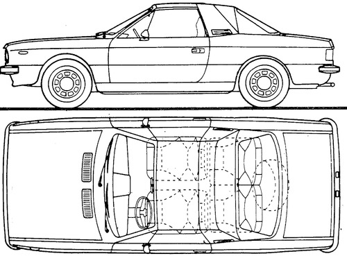 Lancia Beta Spider (1978)