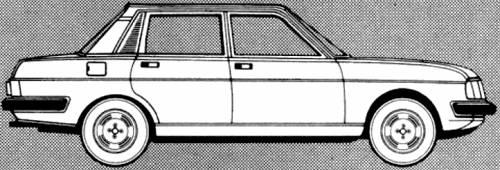 Lancia Beta Trevi (2000)