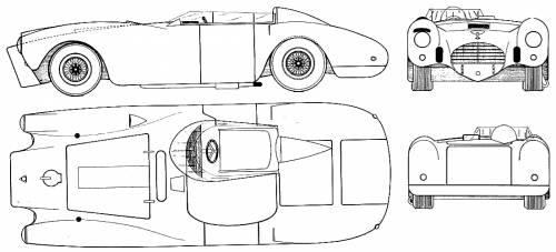 Lancia D24 Sports