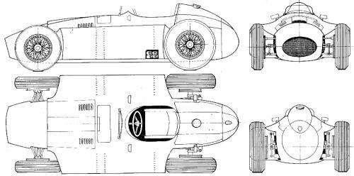Lancia D50