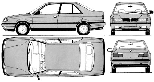 Lancia Dedra (1991)