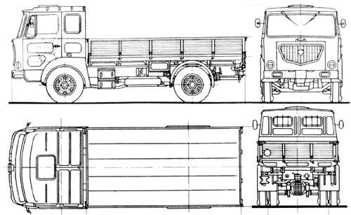 Lancia Esadelta C (1968)