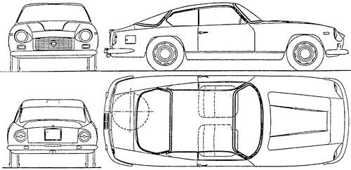 Lancia Flaminia 3C 2.8 Super Sport (1963)