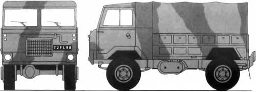 Land Rover 101 FC 1ton