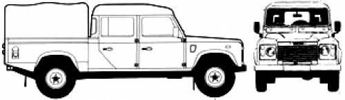 Land Rover Defender 130 (1997)