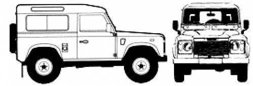 Land Rover Defender 90 (1997)