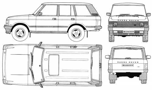 Land Rover Range Rover (1991)