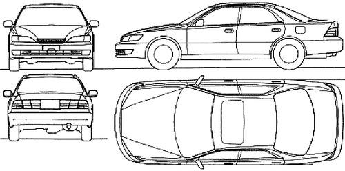 Lexus ES (1999)