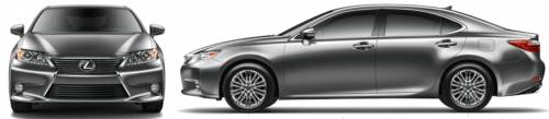 Lexus ES (2013)