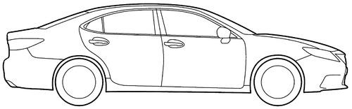 Lexus ES (2014)