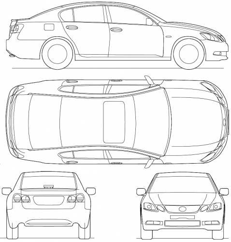 Lexus GS (2007)
