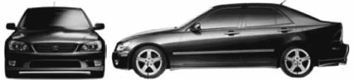 Lexus IS (2005)