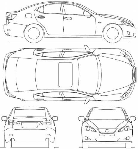 Lexus IS (2007)